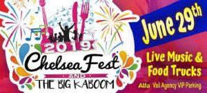 ChelseaFest/The Big KaBoom