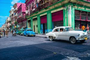 Cuba Information Potluck