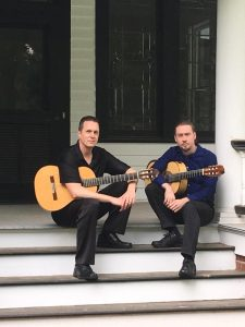 Midday Music: Duo Catanza