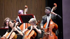 Midday Music: The Alabama School of Fine Arts Orchestra
