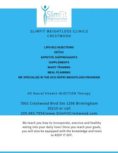 SlimFit Weightloss Clinics Crestwood