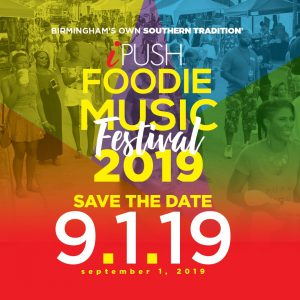 IPUSH Foodie and Music Festival