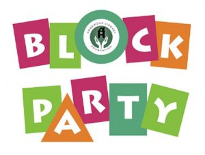 Fifth Annual Block Party!