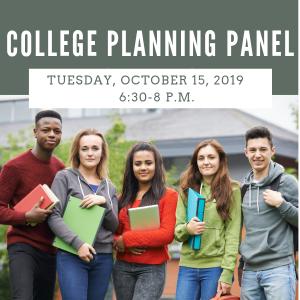 College Planning Panel