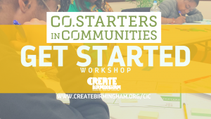 Get Started Workshop with CO.STARTERS in Communities