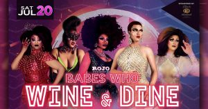 ROJO Presents Babes Who Wine and Dine