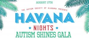Autism Shines Gala - Havana Nights
