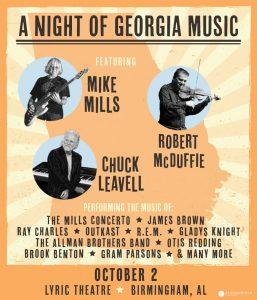 A Night of Georgia Music