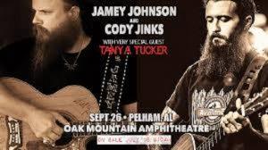 Jamey Johnson & Cody Jinks