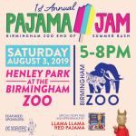 1st Annual Pajama Jam: Back To School Summer Bash