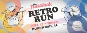 Trak Shak Retro Run 5K