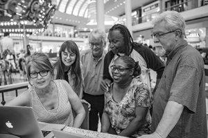 Meet the Artists Reception - Street Photographers of Birmingham