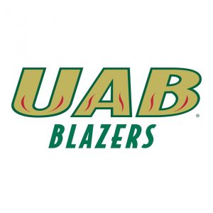 UAB Volleyball Green and Gold Match