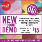 July 20 New Product Demo