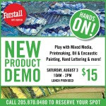 August 3 New Product Demo