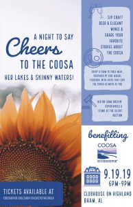 Cheers to the Coosa