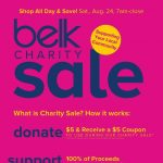 Shop Belk's Back-to-School Charity Sale and Support Local Nonprofits