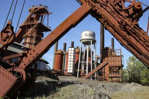 Photography Workshop at Sloss Furnaces: Big vs. Li...
