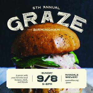 ASAN's Fifth Annual Graze: Birmingham