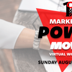 Marketing Power Moves Webinar