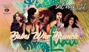 Tito's Handmade Vodka Presents Babes Who Brunch