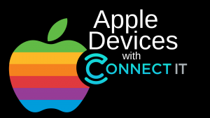 Apple Mobile Devices with Connect It