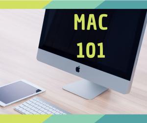 Tuesday, September 17: Mac 101