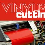 Thursday, September 19: Vinyl Cutting 101