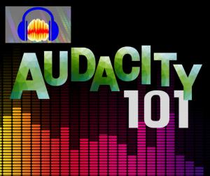 Tuesday, September 24: Audacity 101
