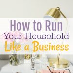 Money Attitudes: Run Your Household Like a Business Lunch and Learn