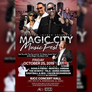 Magic City Music Fest w/ Tom Joyner