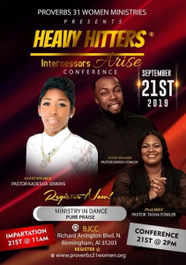 Heavy Hitters Intercessors Arise Conference