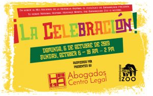 La Celebración presented by Abogados Centro Legal...