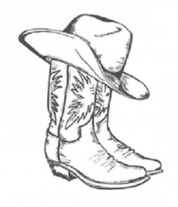 Western Cowboy Day at Old Baker Farm