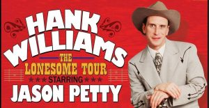 Hank Williams Tribute starring Jason Petty