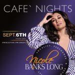 Cafe Nights Presents Nicole Banks Long Live