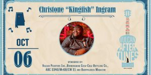 """AfterTunes Concert Series: CHRISTONE """"KINGFISH"""" IN..."""