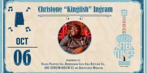 "AfterTunes Concert Series: CHRISTONE ""KINGFISH"" INGRAM"