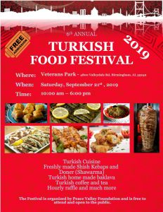 6th Annual Turkish Food Festival