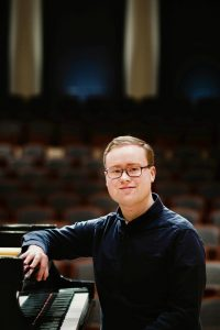 Guest Artist: Nicholas Robertson on piano