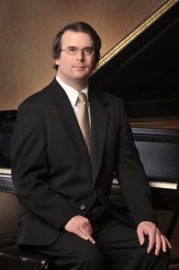 Birmingham New Music Festival: Adam Bowles on piano