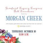 Samford Legacy League's Fall Luncheon
