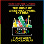 The Rock and Roll Playhouse Presents The Music of Widespread Panic For Kids Halloween Spooktacular