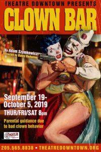 Clown Bar at Theatre Downtown