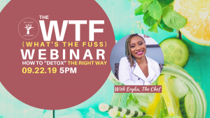 """WTF: What's The Fuss - How to """"detox"""" the right wa..."""