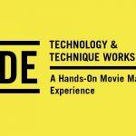 Tech & Technique Workshop: Screenwriting 101
