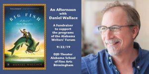An Afternoon with Daniel Wallace