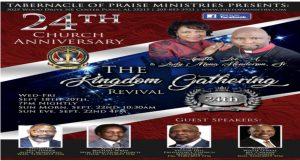 The Kingdom Gathering