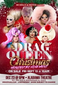 A Drag Queen Christmas – The Naughty Tour