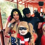 Superhero Express